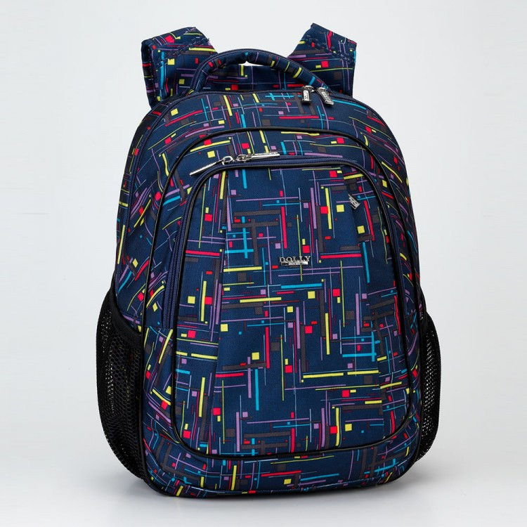 Рюкзак шкільний для підлітка дівчинки з ортопедичною спинкою Dolly 529 39 * 30 * 21 см
