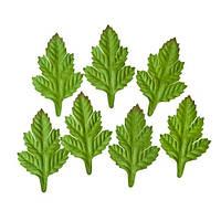 Листья из бумаги шелковичного дерева 7 шт._РОМАШКА, фото 1