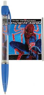 "Ручка-шпаргалка, автоматическая KITE ""Spider -Man"" (28шт/уп)"