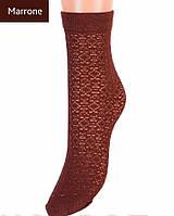 Ажурные носки из микрофибры TM GIULIA