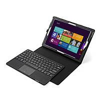 Чехол клавиатура Bluetooth для планшета Microsoft Surface Pro 4 черный