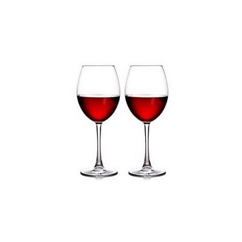 Бокал для красного вина, 550 мл (h=231мм,d=72х78мм)(6*4)