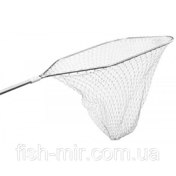 Підсаку Select великий алюмінієвий Довжина ручки - 120 см, Розміри (В/Ш) - 70/70 см, Глибина сітки - 80