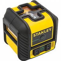 Лазерный нивелир Stanley Cross90 зеленый луч (STHT77592-1)