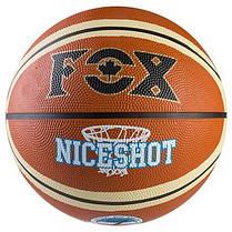 М'яч баскетбольний FOX NiceShot FOX-3