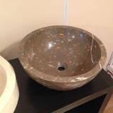 Раковини з каменю, натуральні раковини для ванни, фото 3