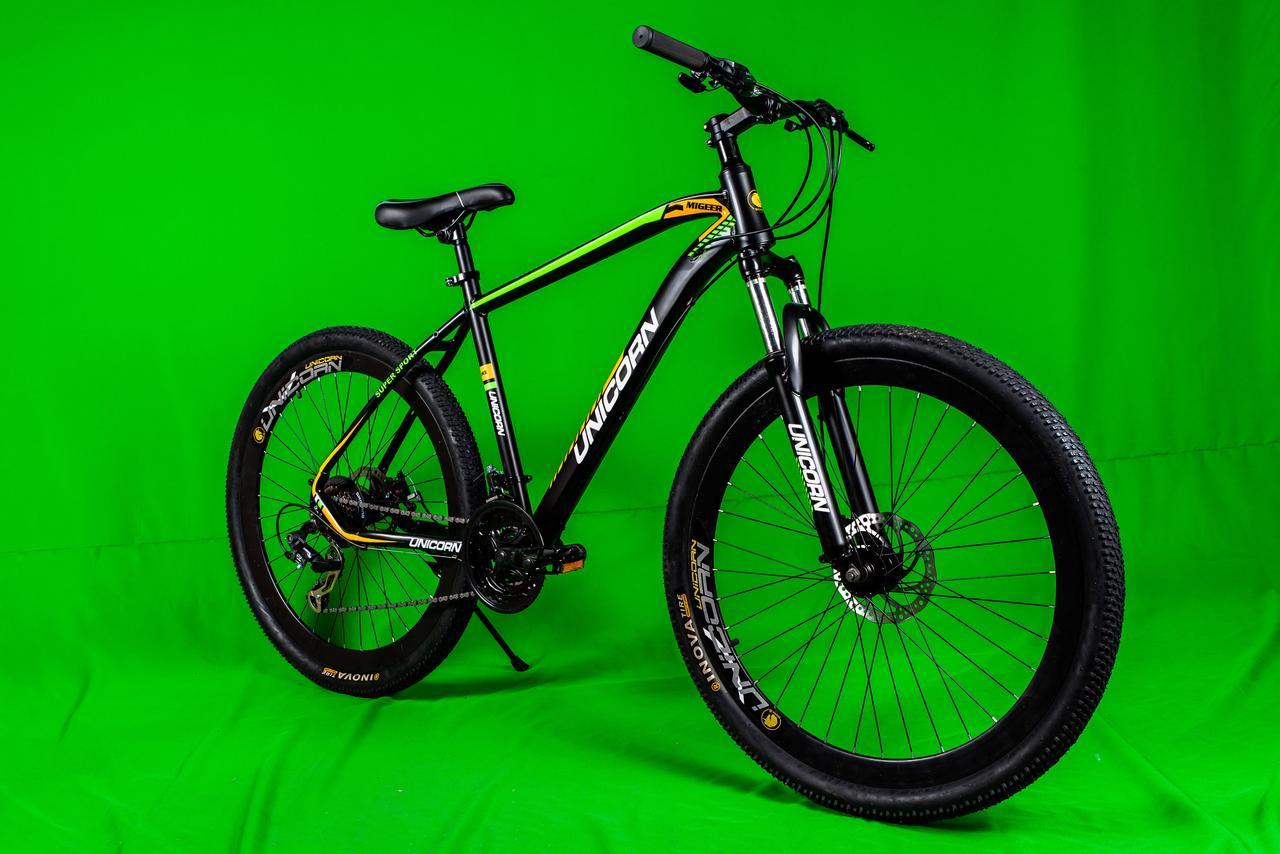 Велосипед горный 27,5 дюймов Migeer Unicorn алюминька