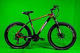 Велосипед горный 27,5 дюймов Migeer Unicorn алюминька, фото 3