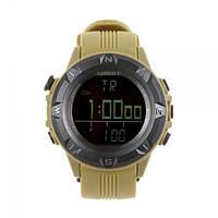 Часы Clawgear Mission Sensor II Tan
