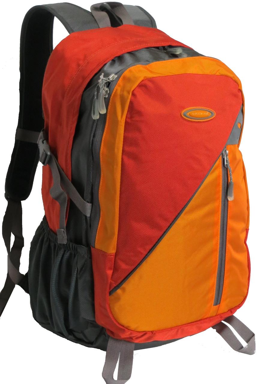 Спортивный рюкзак 20 л. Sackar YJ86027-11 оранжевый