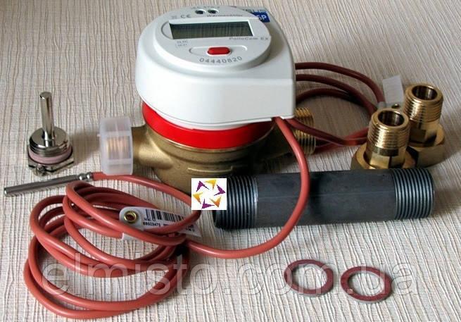 Теплосчетчик Sensus PolluCom EX 15-1,5 Ду15 стандарт компактный квартирный механический (Словакия-Германия)
