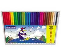 Фломастери 30штук/30цветов Cen-7790/30