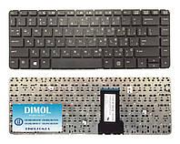 Оригинальная клавиатура для ноутбука HP ProBook 430 G1 rus, black, без рамки