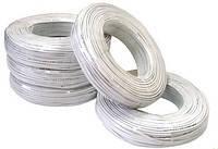 Сигнальный кабель телеф.4ж плоский  CU (6x0,12мм) диам.-2,5x5,0мм 100м., фото 2