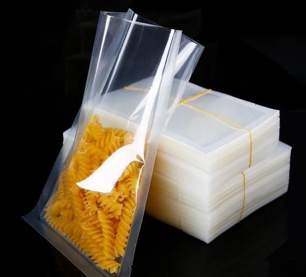Пакети для вакууматора і ручного зварювача гладка плівка Adna вакуумні пакети в 20 см на 25 см (20 шт)