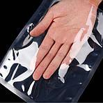 Пакети для вакууматора і ручного зварювача гладка плівка Adna вакуумні пакети в 20 см на 25 см (50 шт), фото 4