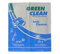 Салфетки для оптики Green Clean LC-7010 Lens Cleaner
