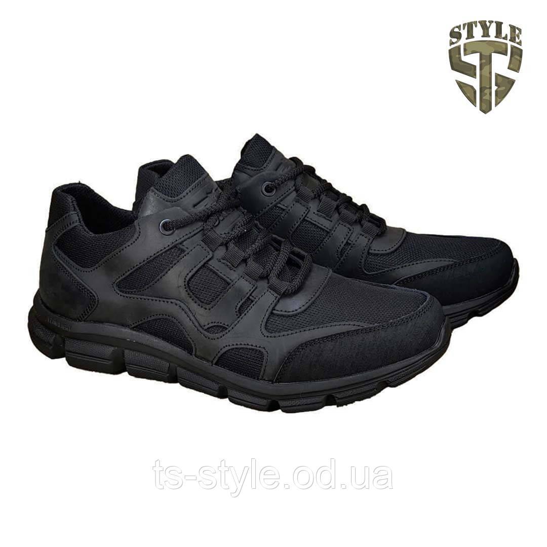 Кросівки літні 20-18 колір чорний