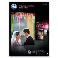 Фотобумага HP A4 Premium Plus Photo Paper high-gloss 50л Q1786A
