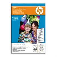 Фотобумага HP 10x15cm Premium Photo Paper glossy 20л Q1991HF