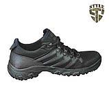Кросівки легкі Spider чорний колір, фото 2