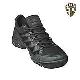 Кросівки легкі Spider чорний колір, фото 3
