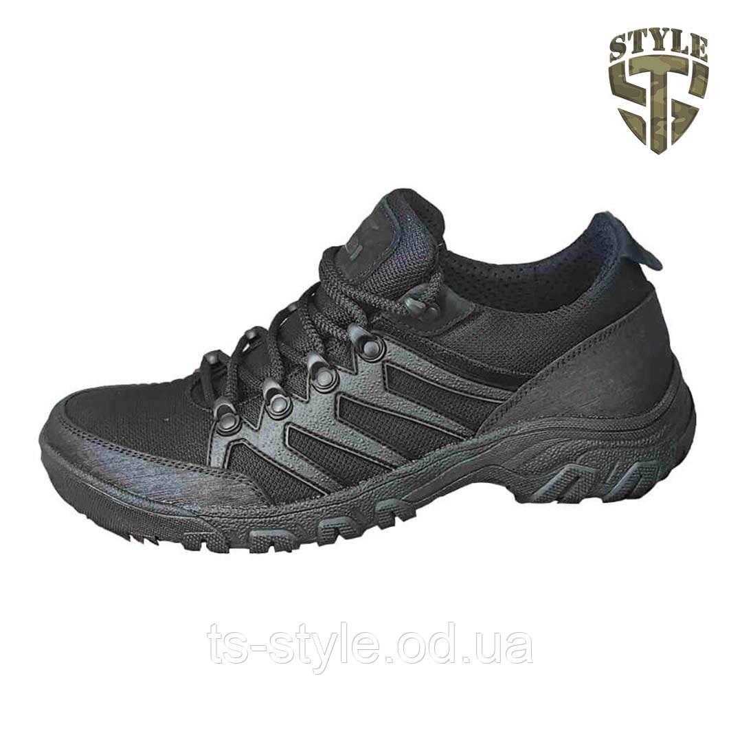 Кросівки легкі Spider чорний колір
