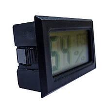 Цифровий термометр-гігрометр з внутрішнім датчиком