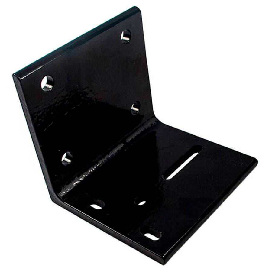 Кронштейн (пластина) для кріплення лебідки на стіну