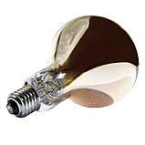 Лампа інфрачервона R125 175 Вт бронза LO, фото 3