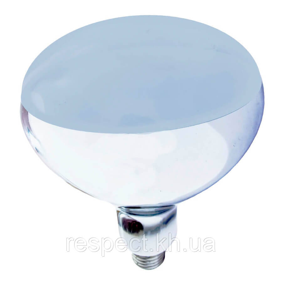 Лампа инфракрасная R125 175 Вт белая матовая LO