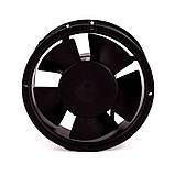 Осевой вентилятор ( 2600 об/мин.) круглый, фото 2