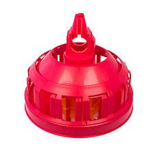 Шнекова автоматична годівниця для курей і батьківського стада Gio T/F з гратами (високий конус) CODAF