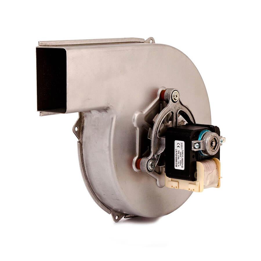 Вентилятор радіальний високотемпературний для газових котлів (158 м3/годину)