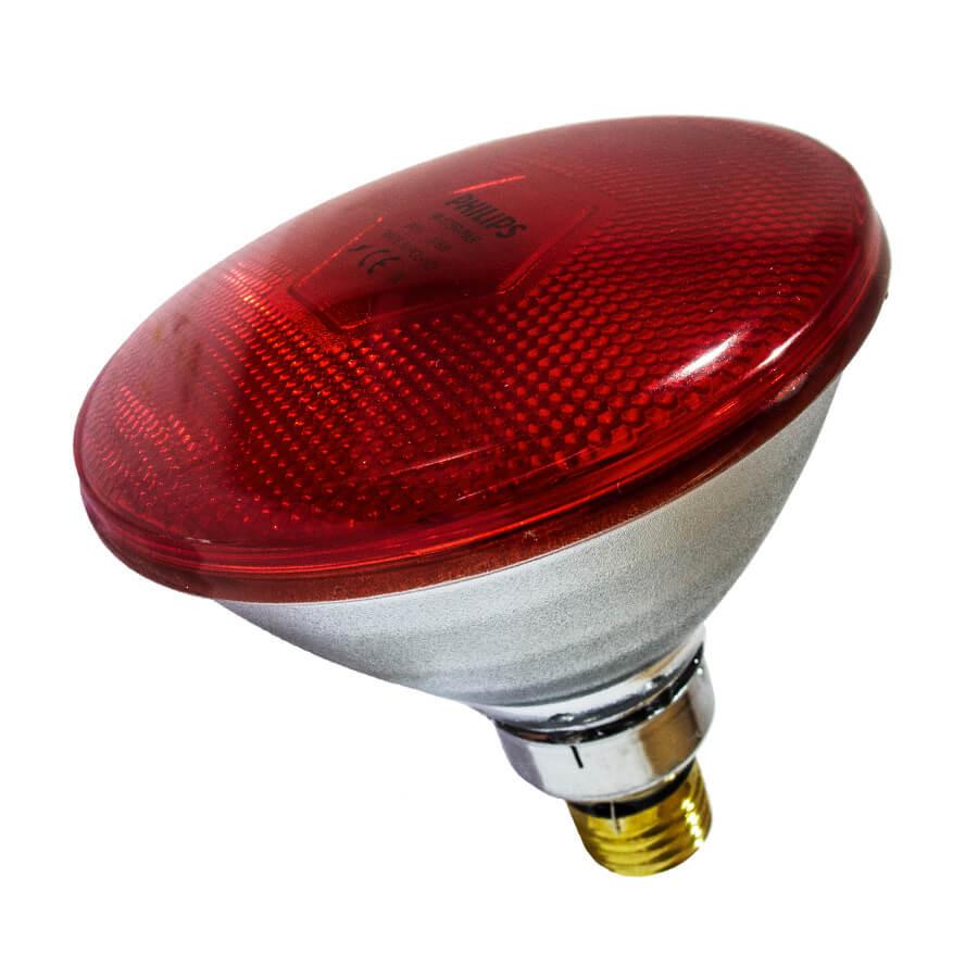 Інфрачервона лампа для обігріву PAR38 175 Вт Philips
