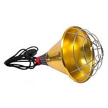 Захисний плафон (абажур) для інфрачервоної лампи
