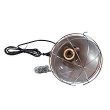 Захисний плафон (абажур) для інфрачервоної лампи (з 3-хпоз. пере.) малий.