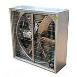 Осевой промышленный вентилятор для c/х 800х800 мм, фото 2
