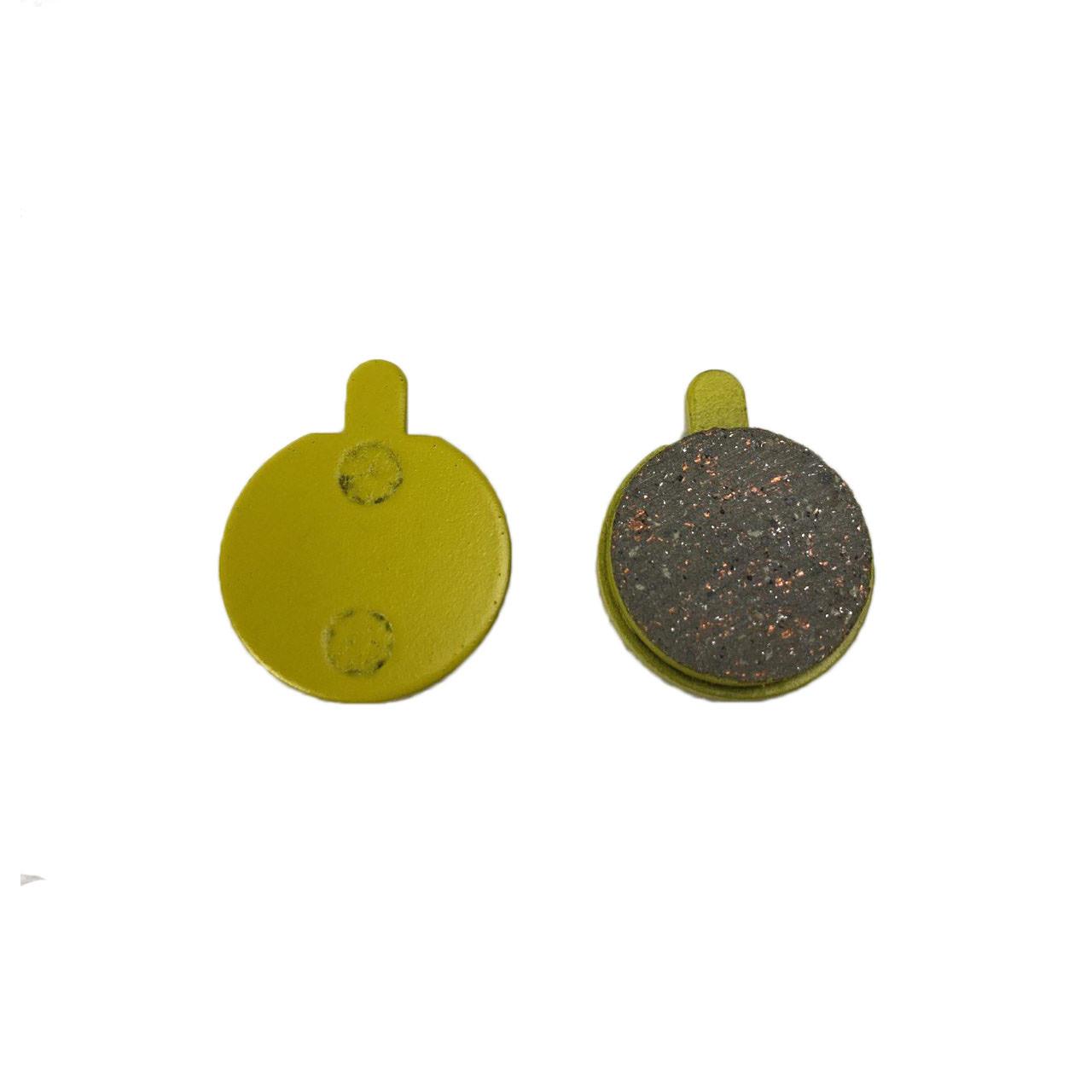 Гальмівні колодки Alhonga для дискового гальма, круглі Ф18.5мм