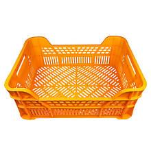 Ящик для фруктів і овочів (помаранчевий)