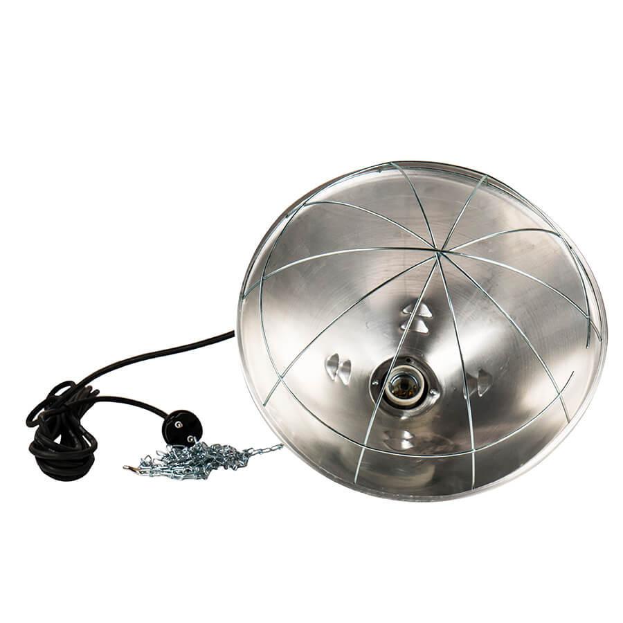 Захисний абажур (теплоізлучатель) для ІЧ ламп, ø 35 см