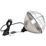 Захисний абажур (теплоізлучатель) для ІЧ ламп, ø 35 см, фото 2