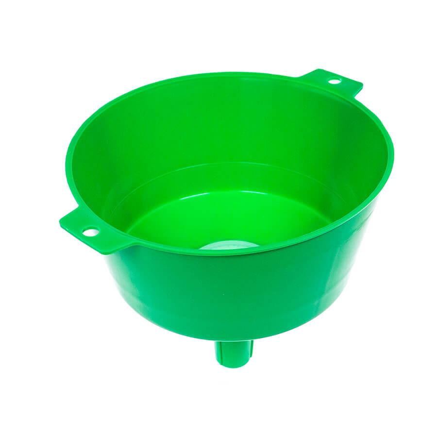 Фильтр лейка для молока 2,4 л пластиковый