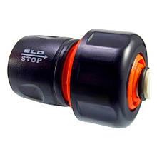 """Конектор 3/4"""" з клапаном для поливу"""