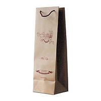 """Бумажный пакет, сумка """"Вино Град"""""""