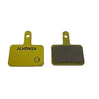 Тормозные колодки Alhonga для дискового тормоза