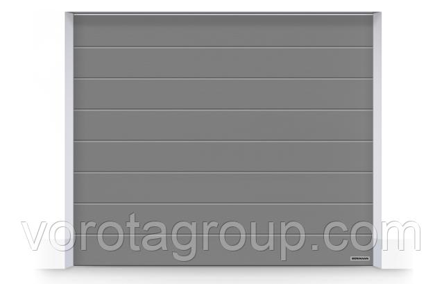 Секционные гаражные ворота Hormann RenoMatic M-гофр 2500 x 2250