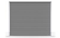 Секционные гаражные ворота Hormann RenoMatic M-гофр 2500 x 2250, фото 1