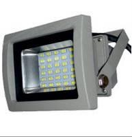 Прожектор LED Lemanso LMP7-5 5W 6500K IP65 10Led серый