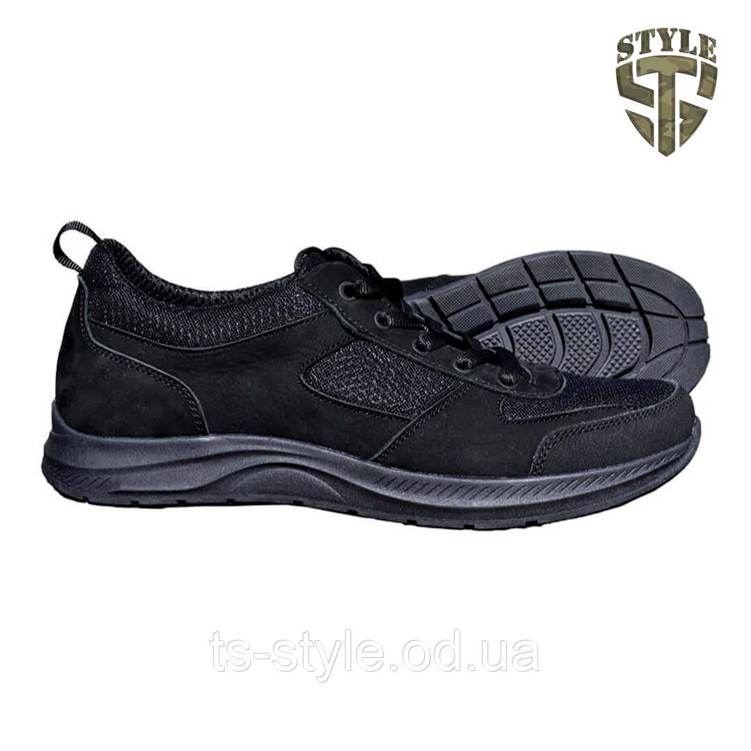 Кросівки трекінгові 20-03 чорного кольору